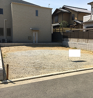ブランフォーレ日置荘西町(建築条件付売地)