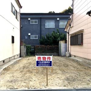 日置荘西町(建築条件付売地)
